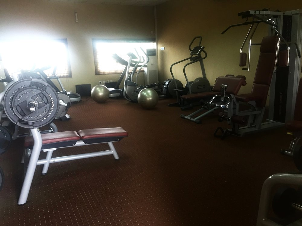 TCC Ogere Resort and Conference Centre | The Gym