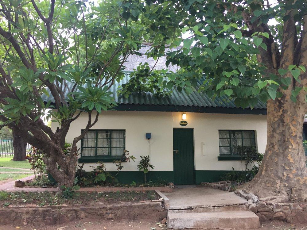 Victoria Falls Rest Camp and Lodges