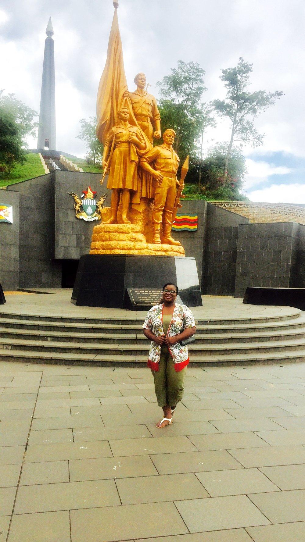 National Heroes Acre Zimbabwe