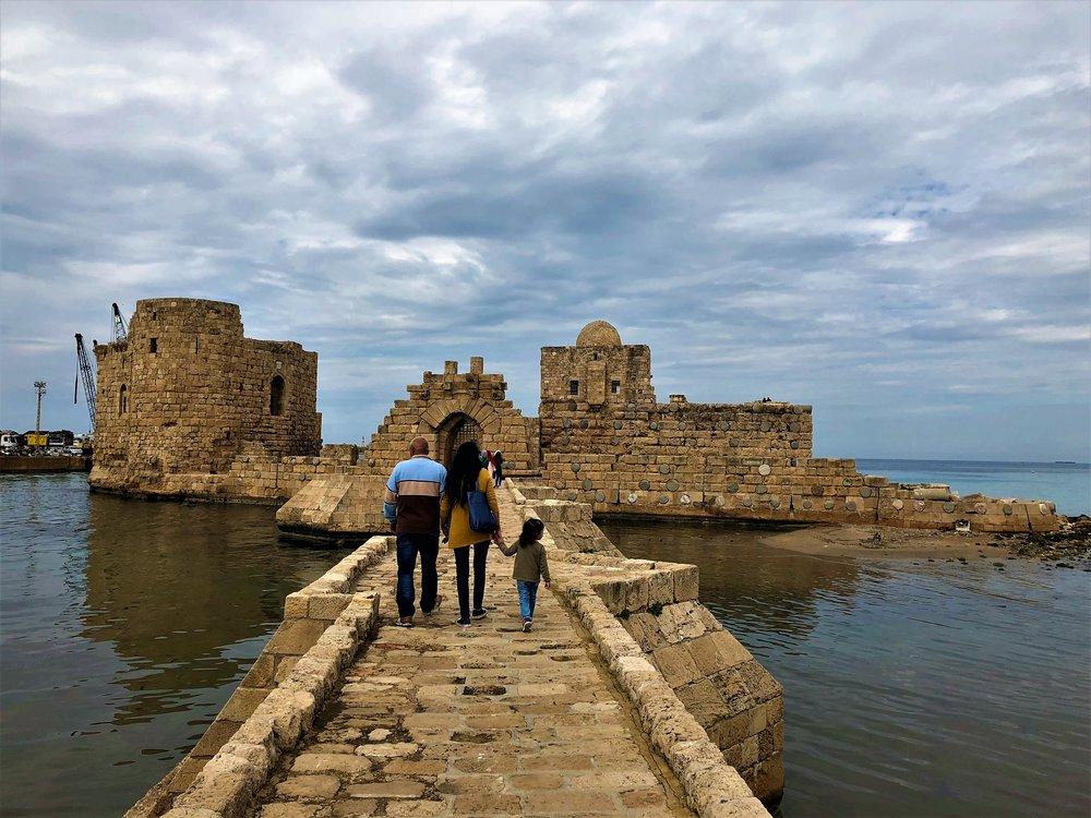Sidon Sea Castle