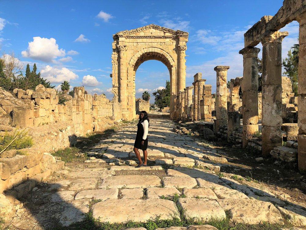 Tyre Hippodrome and Al-Bass Necropolis