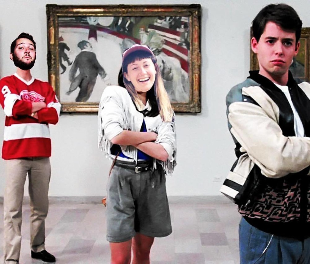 - In this episode of SPOILERS' DIGEST- Vanessa guesses what happens in the 80's high school comedy Ferris Bueller's Day Off. She's unimpressed.