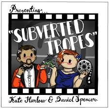 - Comedians Kate Harlow and Daniel Spencer research movies and talk about them, cracking wise and having fun the whole way through!