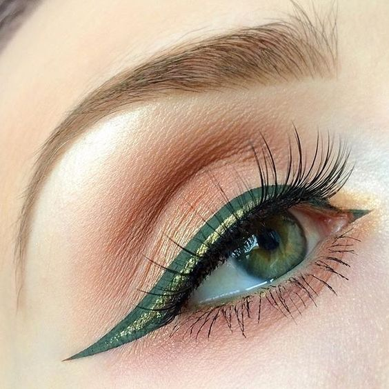 SHADES:  Marc Jacobs Highliner in Overt ,  Marc Jacobs Highliner in Peridot