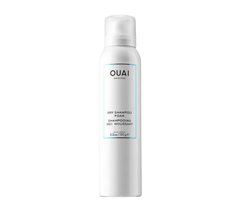 Ouai Dry Shampoo Foam, $28  Sephora.com