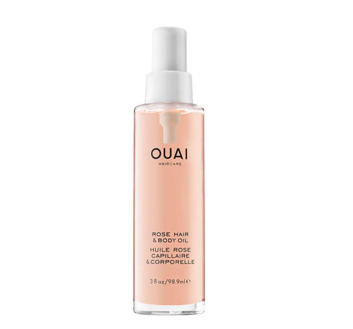 Ouai Rose Hair & Body Oil $32  Sephora.com