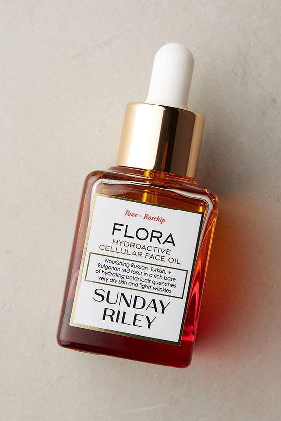 Sunday Riley Flora Oil, $90   Anthropologie.com