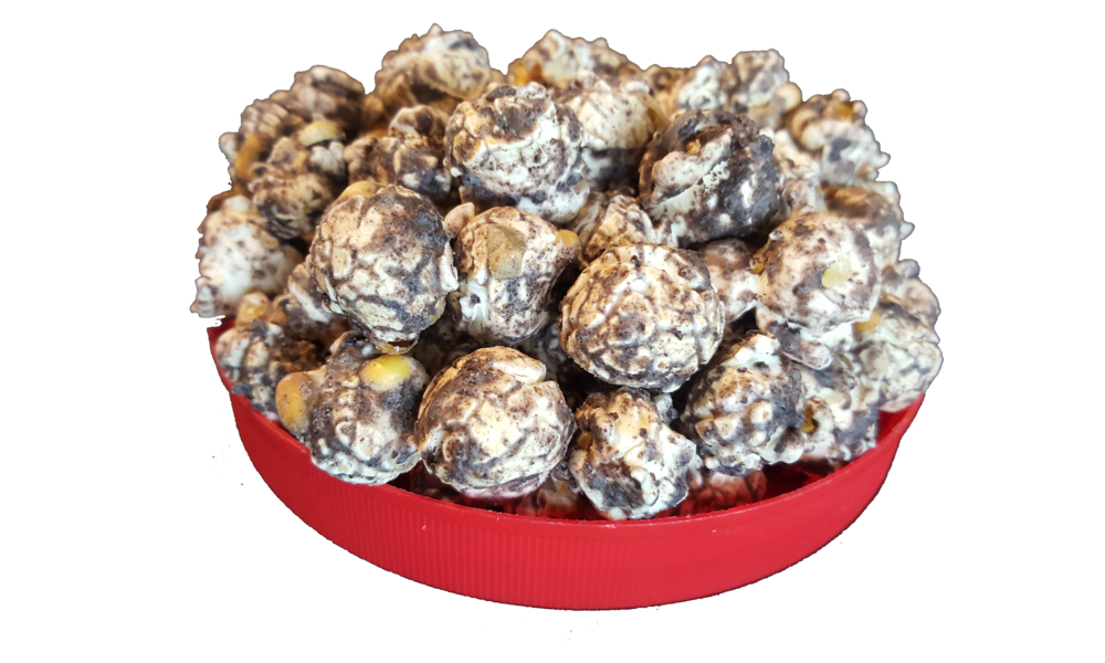 Cookies n' Cream™ - America's most iconic flavor has been transformed into your favorite snack. Coated with real cookies and rich white chocolate, this is a POPular flavor made for you to savor!