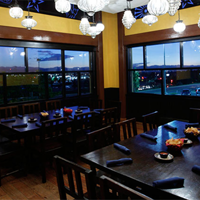 EL AGAVE Up to 30 seated | 30 reception Private space ideal for intimate gatherings & private parties; A/V capabilities