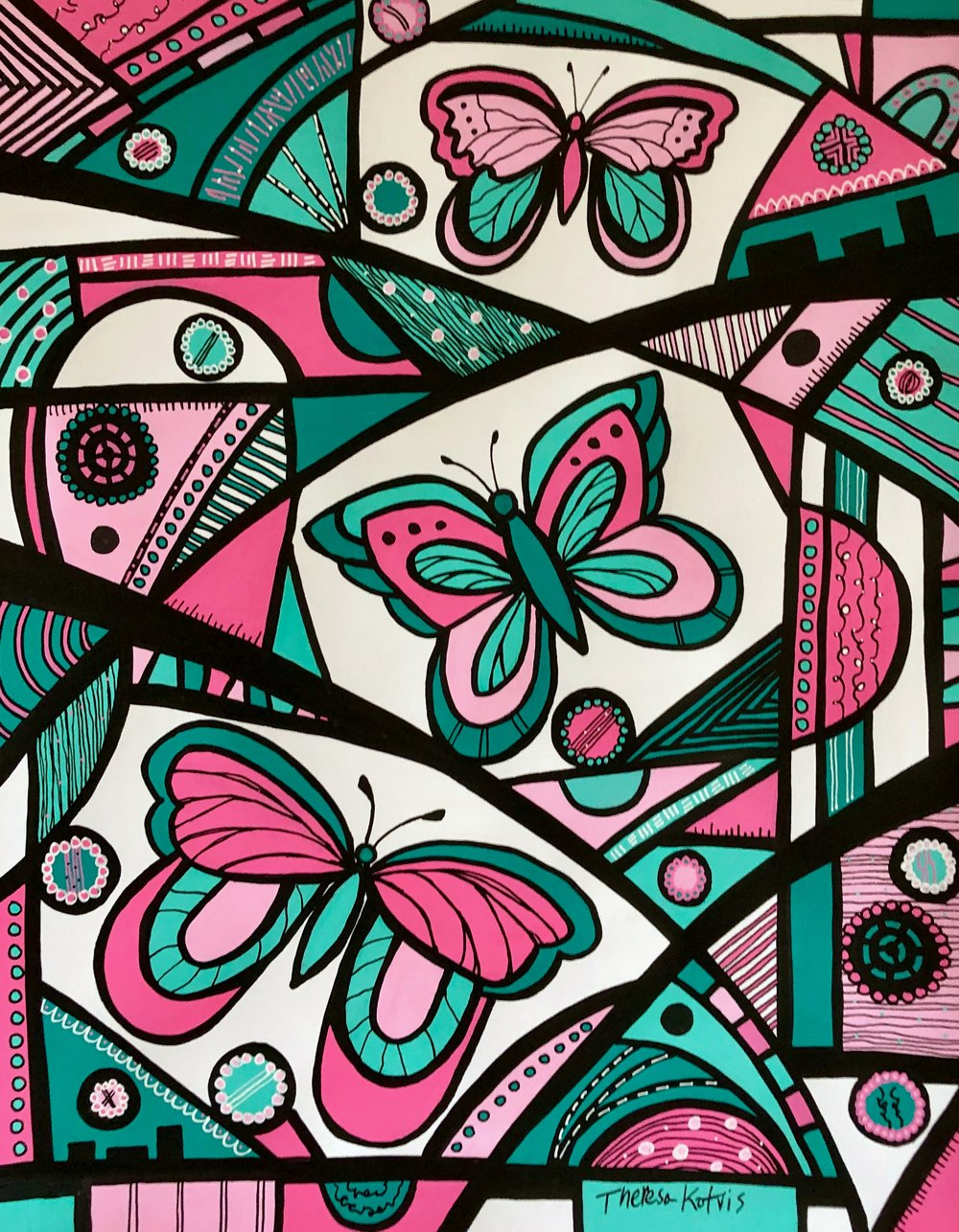 Acrylic -