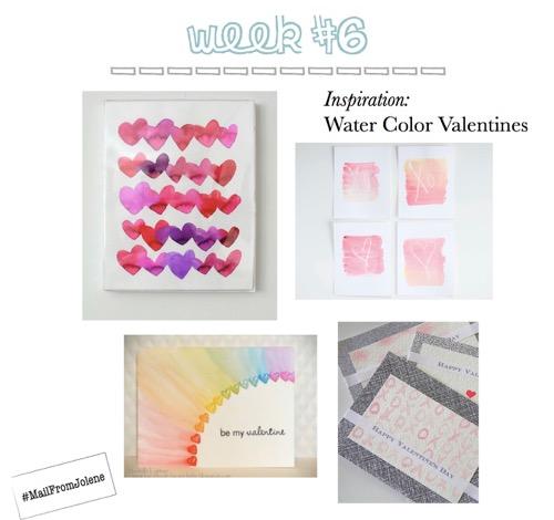 52 Weeks Of Mail-Week 6 Inspiration Valentines