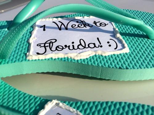 52 Weeks of Mail: Week 12- mail a flip flop 5