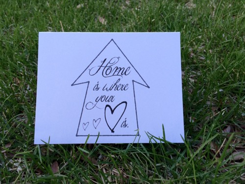 52 Weeks of Mail: Week 17 | Congrats: New Home 4