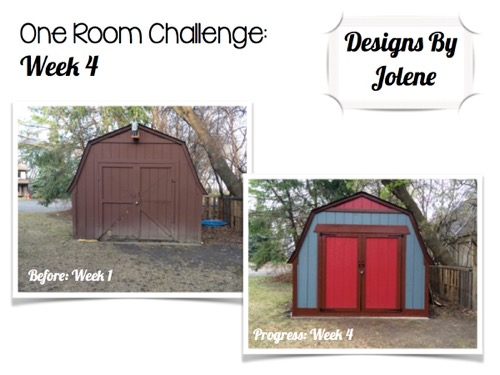 One Room Challenge-Week 4- Before Progress Pics