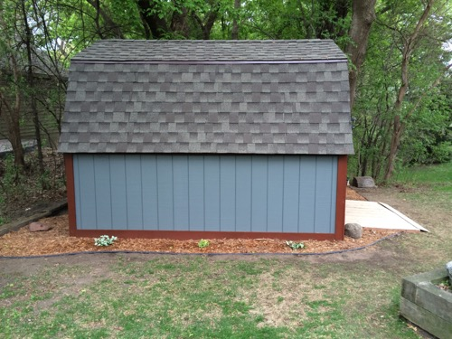 One Room Challenge: Week 6 Shed Makeover | The Final Reveal 4