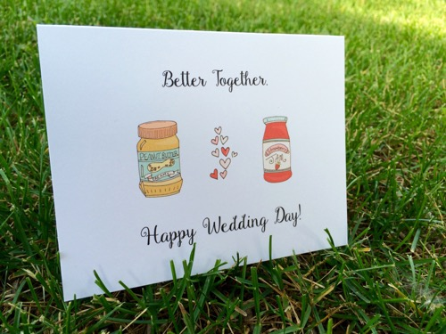 52 Weeks of Mail: Week 25 Inspiration Wedding Wishes 2