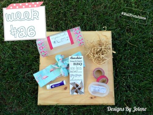 52 Weeks of Mail: Week 26 | Summer Lovin' Box 6