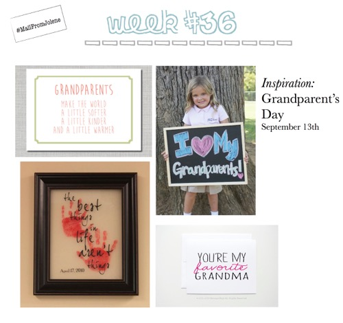 52 Weeks Of Mail-Week 36 Inspiration