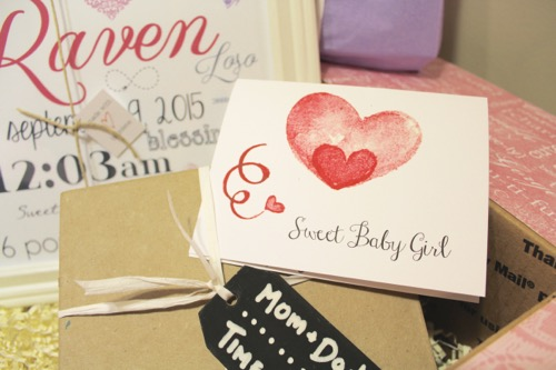 52 Weeks of Mail: Week 40 | New Baby Family Package 1