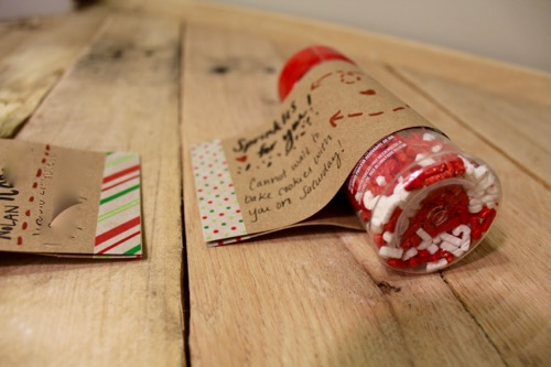 52 Weeks Of Mail- Week 46 Feature Photo   Cookie Party Mailable Sprinkles