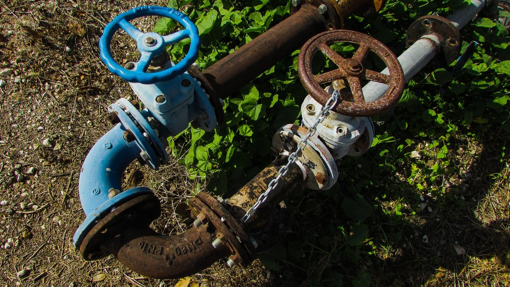 Pipe Repairs by Russ's Plumbing & Sewer Inc