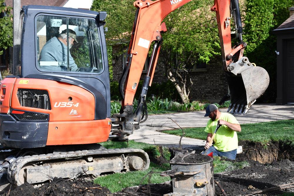 Russ's Plumbing & Sewer Inc. - Sewer Problems.JPG
