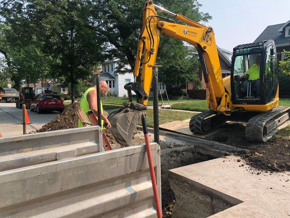 Elmhurst Plumbing | Russ's Plumbing & Sewer Inc.