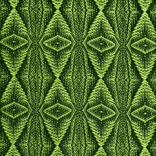 Fall Green Bold Twill