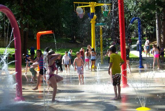 Splash Pad for Kids