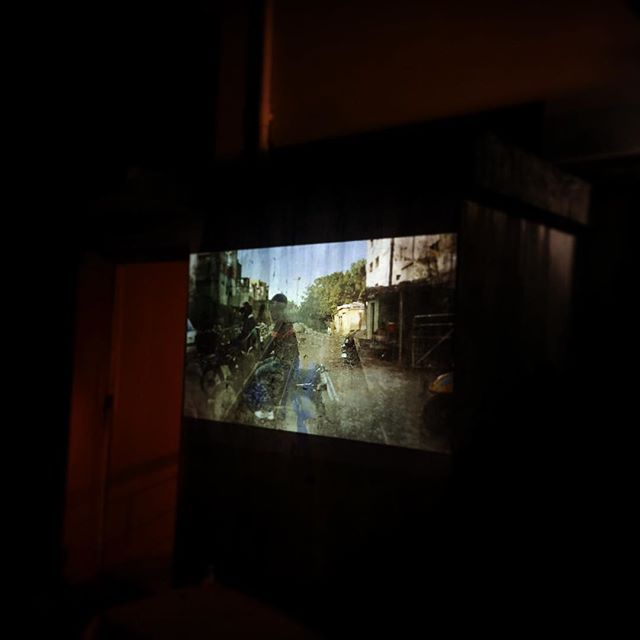 """KCR"" by @ivansigal journeys through the defunct karanchi circular railway, one of the world's most complex megacities. . . . #JAPF3 #Grassroots #publicArt #VisualCture #Festival #Kolkata #India"