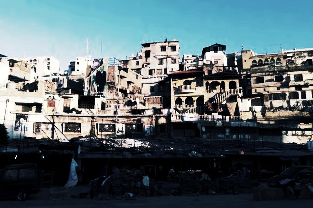 Tripoli, Lebanon - Khaled Ismail, Claire Wilson & Nathan Cohen-Fournier