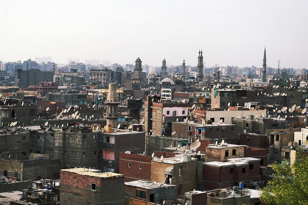 Cairo, Egypt - Paul Miranda