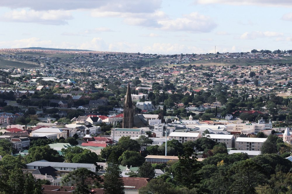 Grahamstown, South Africa - Barnabas Ticha Muvhuti