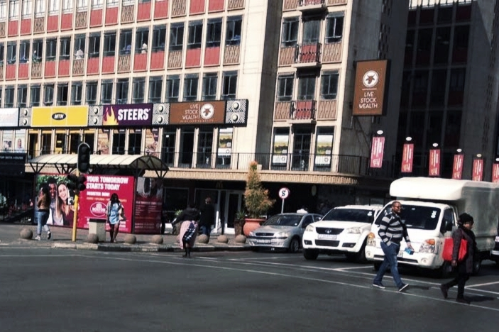 Johannesburg, South Africa - Mwaona Nyirongo