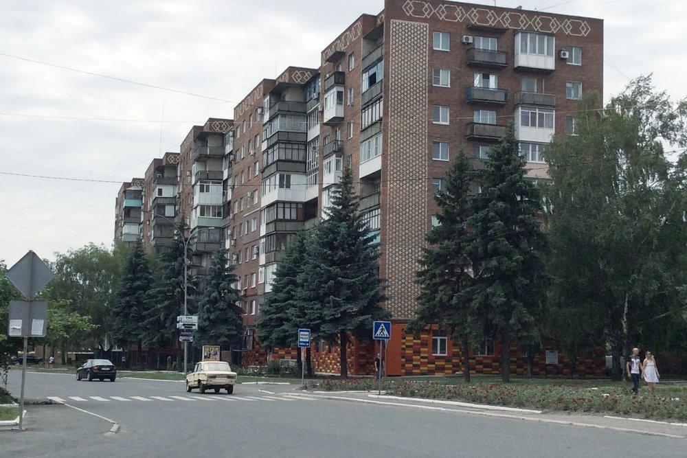 Pokrovsk, Ukraine - Maryna Kabanets