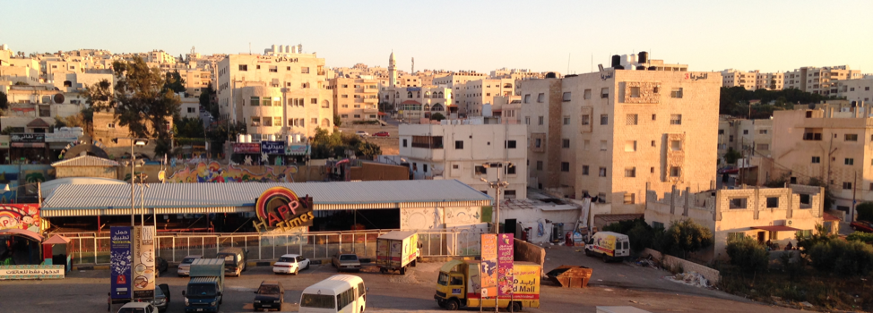"""A Paradise Seven Years Ago"" - Syrian Refugees & Jordanian Hosts Transforming a City"