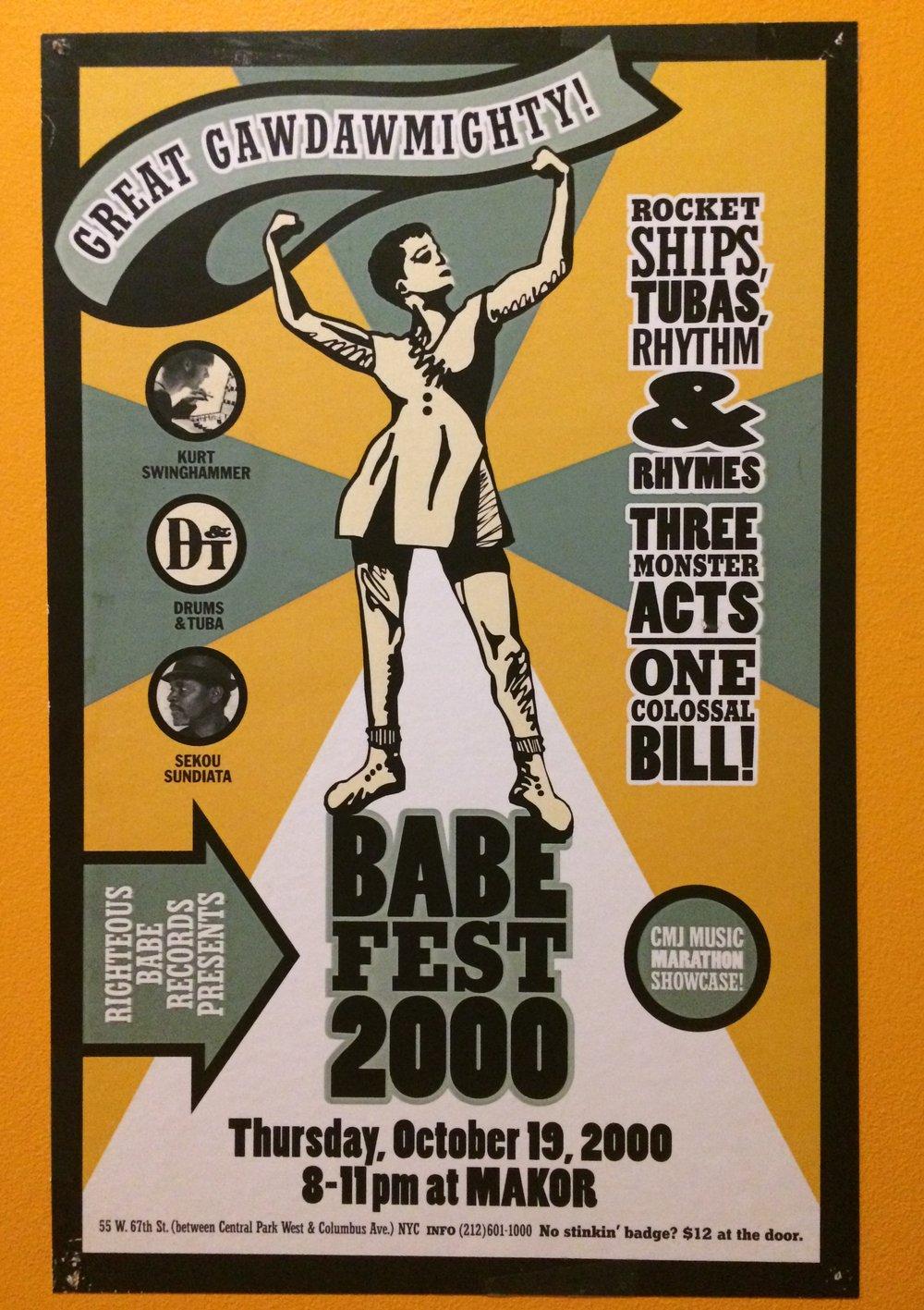 BabeFest 2000 poster.jpg