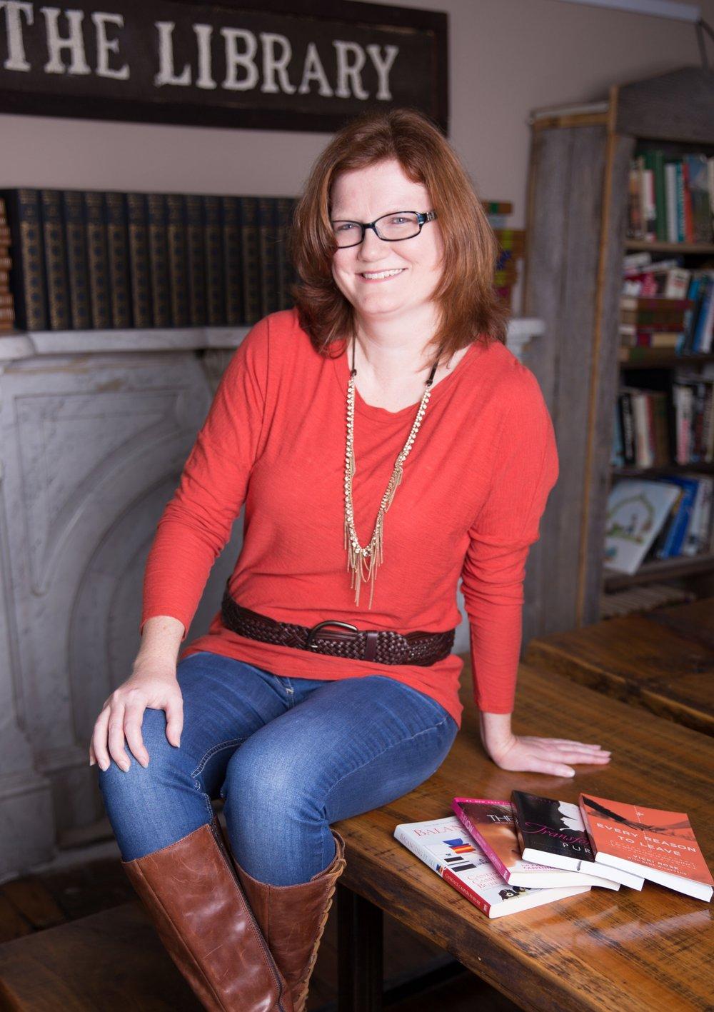 A Novel Companion Founder: Dana Wilkerson