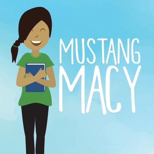 Hanley Kids Series Book 1: Mustang Macy