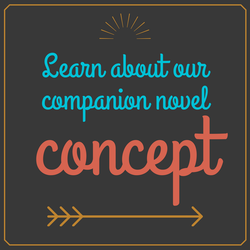 Learn more about the companion novel concept from A Novel Companion