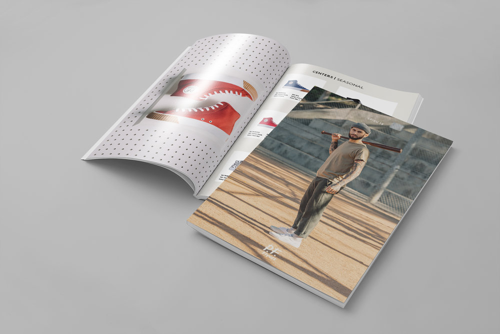 Catalog / Lookbook Design.