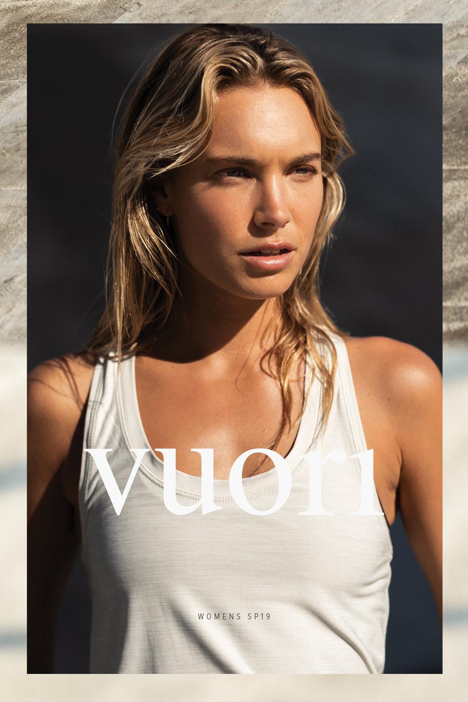 Vuori    Women's Lookbook