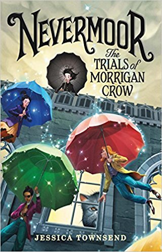 Nevermoor Cover Jessica Townsend