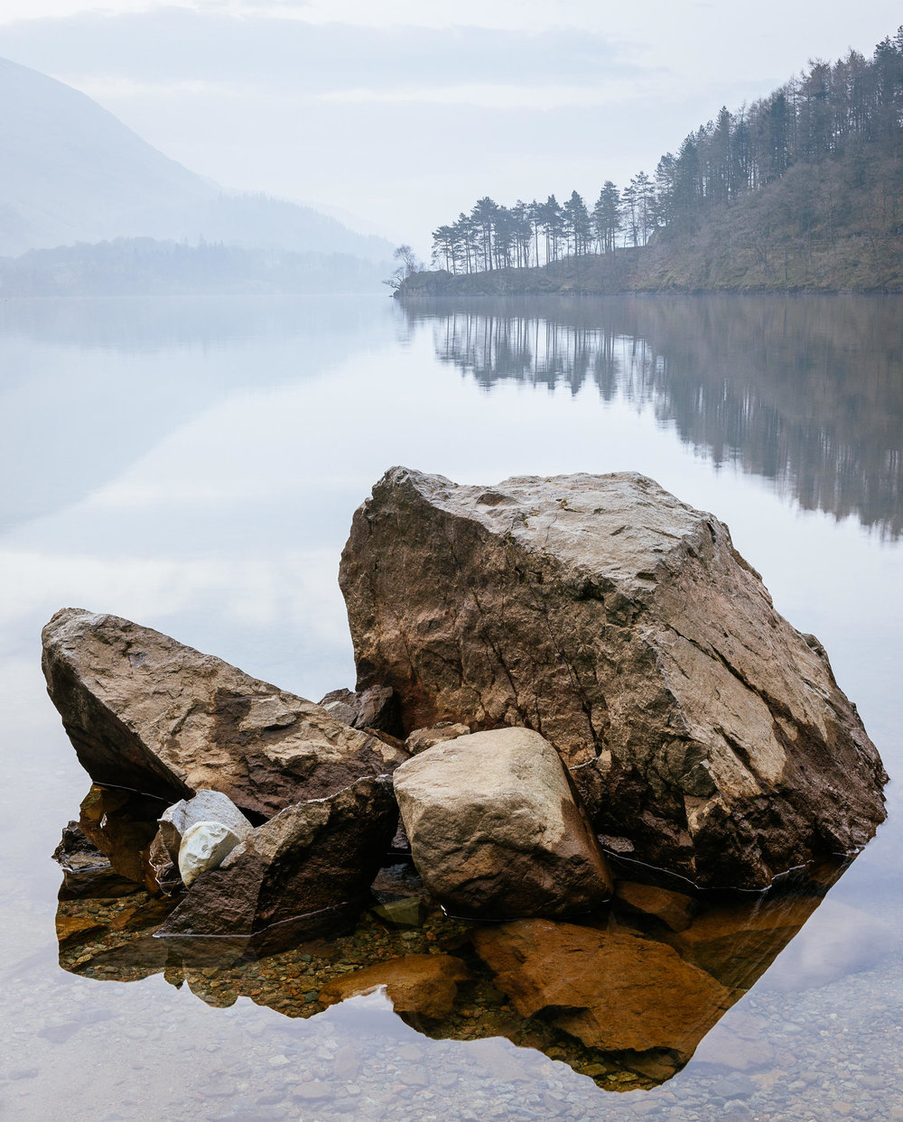 Thirlmere Rocks