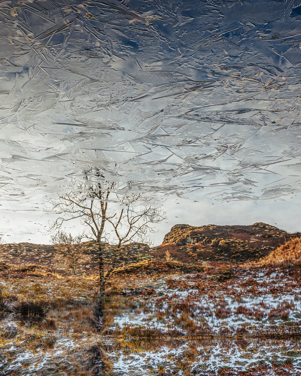 Through the Looking Glass - Holme Fell