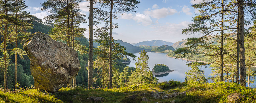 The Tottling Stone - Thirlmere