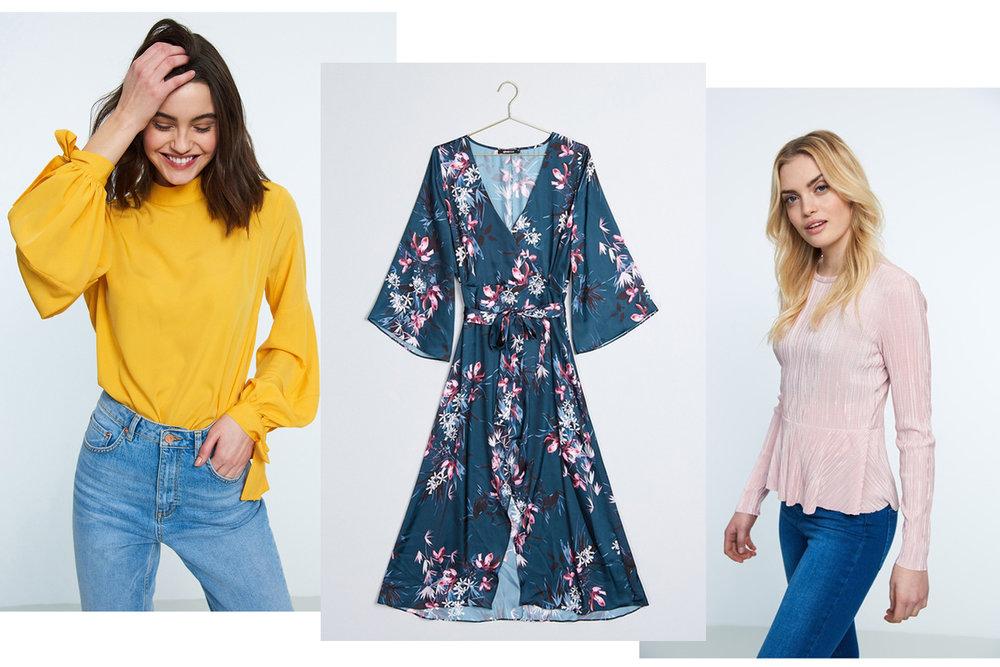 vårens trender 2018 gina tricot