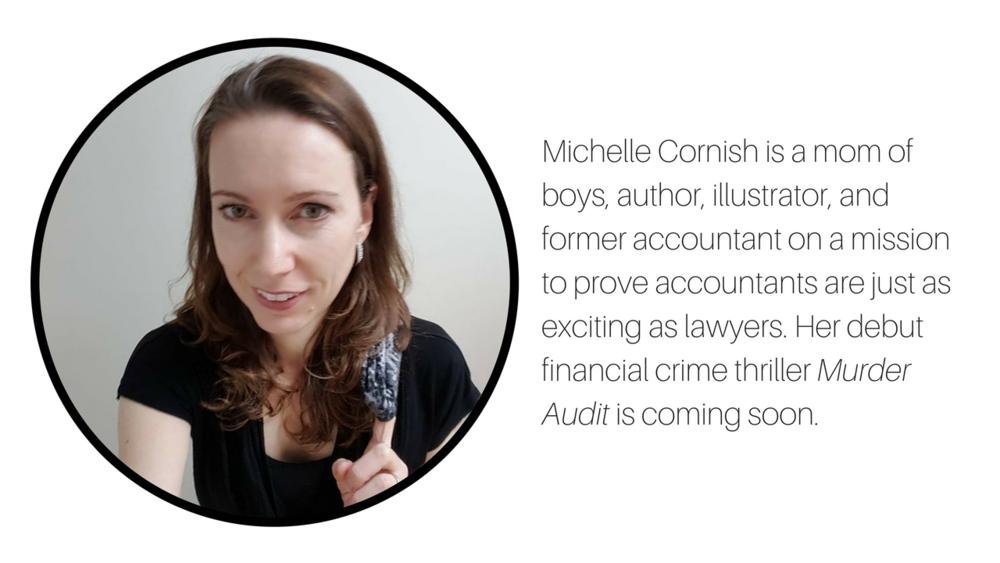 Michelle Cornish Author