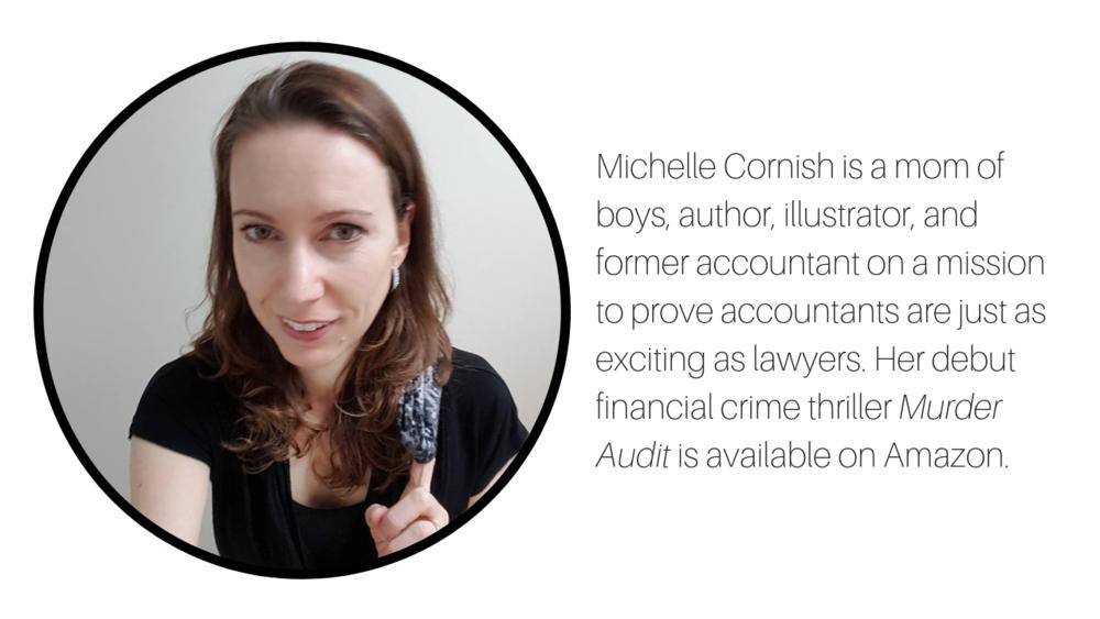 Michelle Cornish bio for writing.png