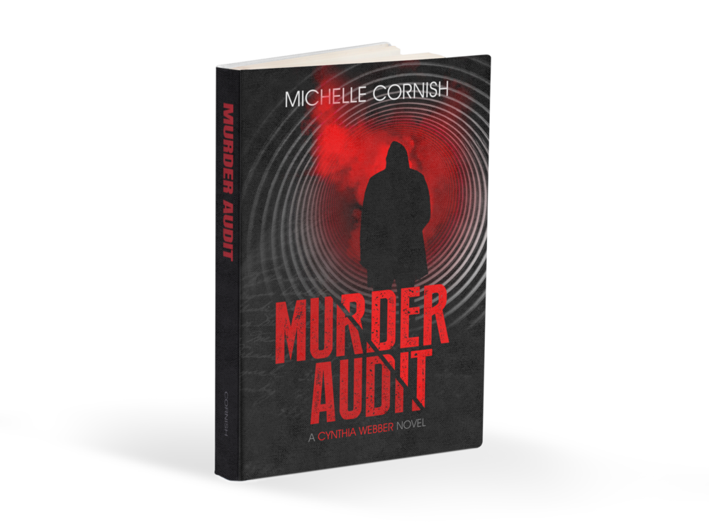 Financial crime thriller, Murder Audit is now available on Amazon!